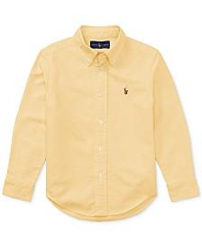 Polo Ralph Lauren Toddler Boys Blake Oxford Shirt
