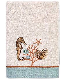 Seaside Vintage Hand Towel