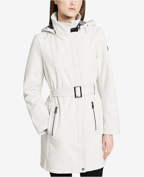 Calvin Klein Hooded Softshell Jacket