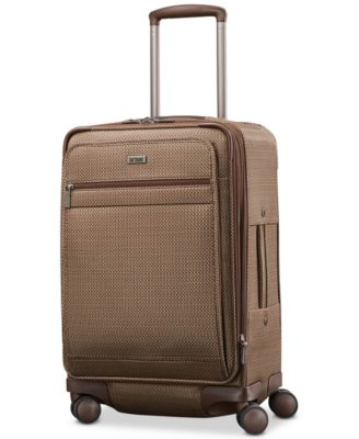 "Century 20"" Global Expandable Carry-On Spinner Suitcase"