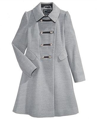 S. Rothschild Dress Coat, Little Girls (4-6X) - Coats & Jackets ...