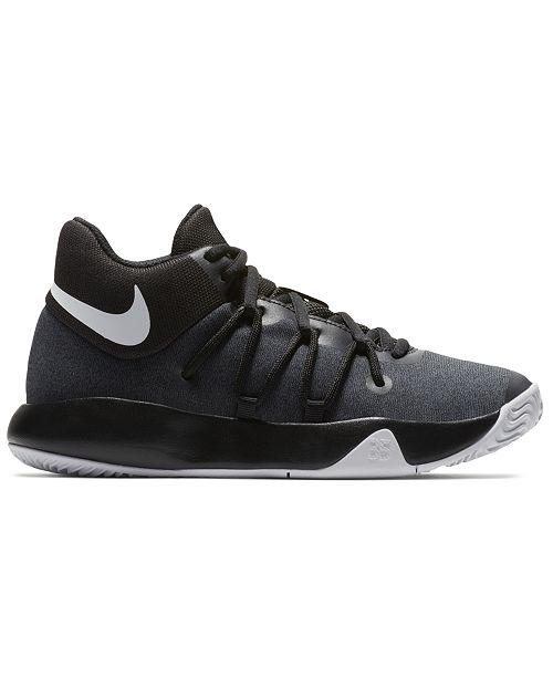 4567304b649e ... Nike Big Boys  KD Trey 5 V Basketball Sneakers from Finish Line ...