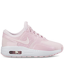 Nike Little Girls' Air Max Zero SE Running Sneakers from Finish Line