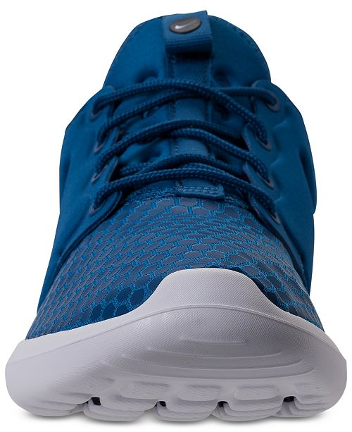 865f70789bb7 Nike Men s Roshe Two SE Casual Sneakers from Finish Line - Finish Line Athletic  Shoes - Men - Macy s