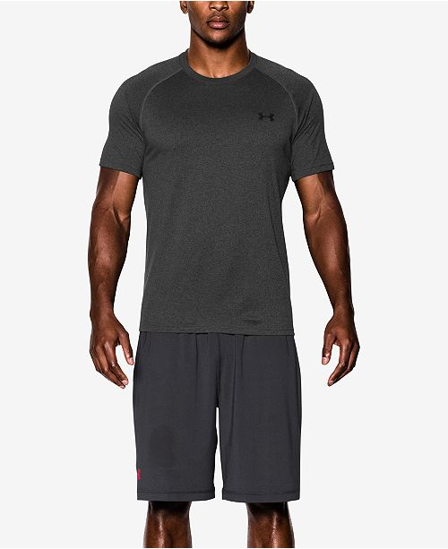 dee614d7b5f1 Under Armour Men s Tech™ Short Sleeve Shirt   Reviews - T-Shirts ...
