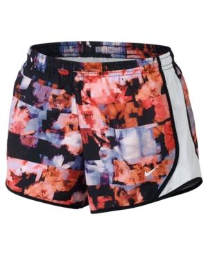 Nike Dry Tempo Running Shorts Big Girls (716)