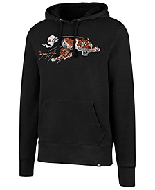 Men's Cincinnati Bengals Retro Knockaround Hoodie