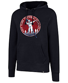 '47 Brand Men's New York Giants Retro Knockaround Hoodie