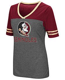 Colosseum Women's Florida State Seminoles McTwist T-Shirt