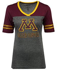 Colosseum Women's Minnesota Golden Gophers McTwist T-Shirt