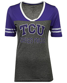 Colosseum Women's TCU Horned Frogs McTwist T-Shirt