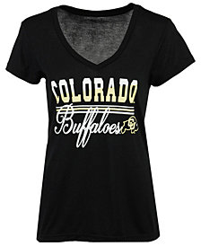 Colosseum Women's Colorado Buffaloes PowerPlay T-Shirt