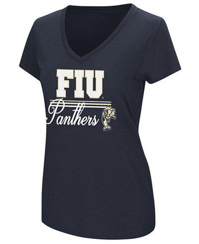 Colosseum Women's Florida International Golden Panthers PowerPlay T-Shirt