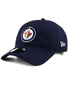 New Era Winnipeg Jets Relaxed 9TWENTY Strapback Cap