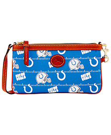 Dooney & Bourke Indianapolis Colts Nylon Wristlet