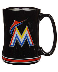 Miami Marlins 15 oz. Relief Mug