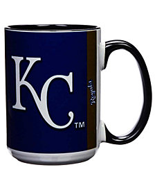 Kansas City Royals 15oz Super Fan Inner Color Mug