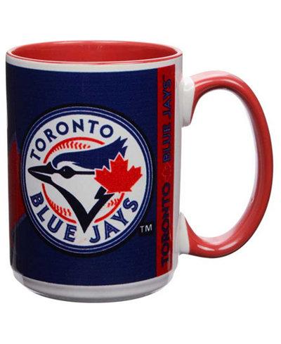 Toronto Blue Jays 15oz Super Fan Inner Color Mug