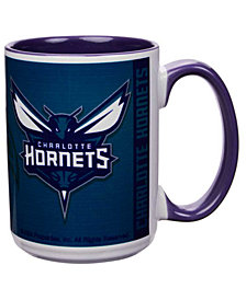 Charlotte Hornets 15oz Super Fan Inner Color Mug