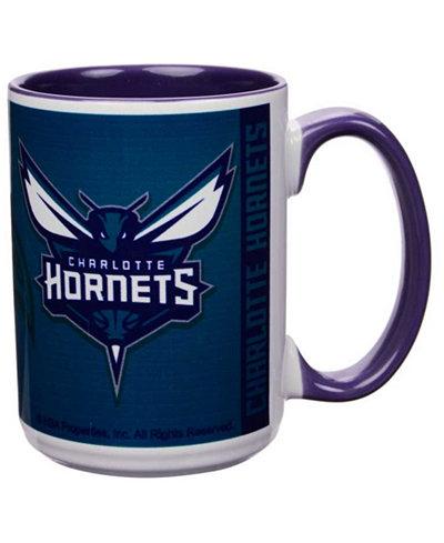 Charlotte Hornets 15oz Super Fan Inner Color Mug