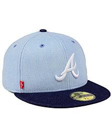 New Era Atlanta Braves X Levi 59FIFTY Fitted Cap