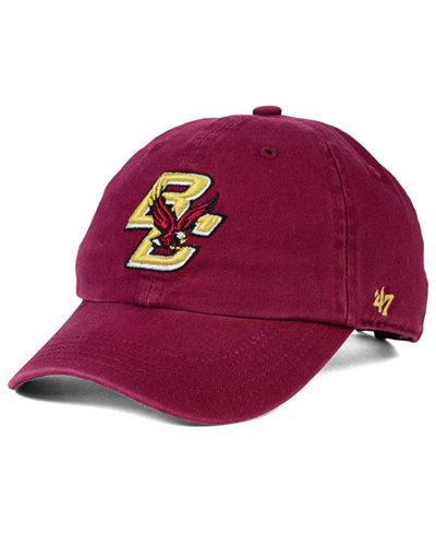 '47 Brand Boys' Boston College Eagles CLEAN UP Cap