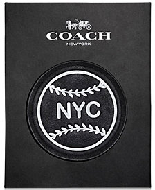 COACH Cool NYC Baseball Sticker
