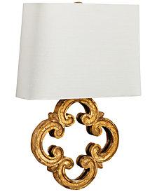 Regina Andrew Design Motif Mirror Sconce