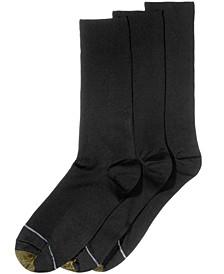ADC Metropolitan 3 Pack Crew Dress Men's Socks