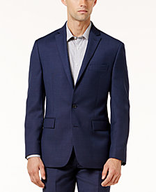 Ryan Seacrest Distinction™ Men's Modern-Fit Birdseye Jacket, Created for Macy's