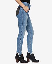 Lucky Brand Bridgette Contrast Skinny Jeans