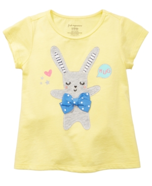 First Impressions Bunny-Print...
