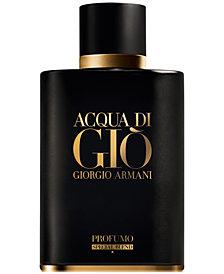 Giorgio Armani Acqua di Giò Profumo Special Blend Eau de Parfum Spray, 2.5 oz.