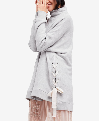 Free People So Plush Oversized Sweatshirt