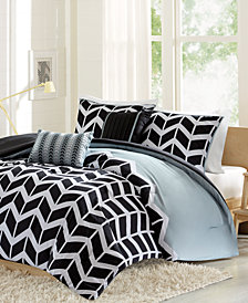 Intelligent Design Nadia 5-Pc. Reversible Full/Queen Comforter Set