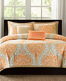 Intelligent Design Senna 5-Pc. Reversible King/California King Comforter Set
