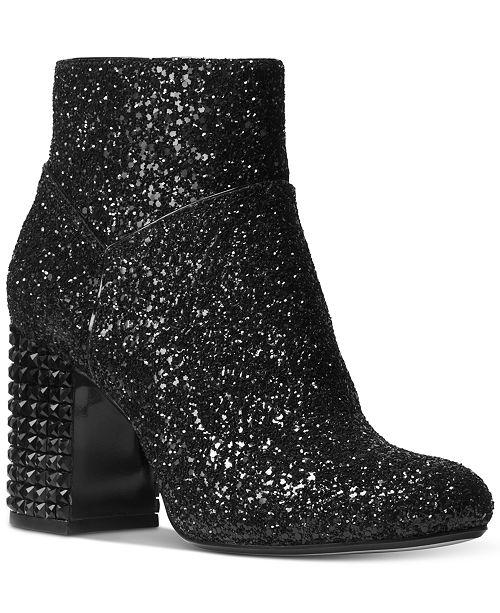 Michael Kors Arabella glitter ankle boots VlNHqIE