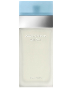 Dolce & Gabbana Light Blue Eau de Toilette Spray, 3.3 oz.