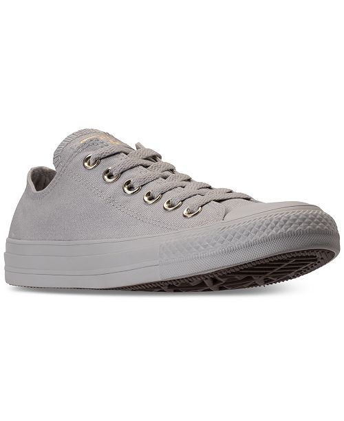 03c6f944ed48 ... Converse Women s Chuck Taylor Ox Casual Sneakers from Finish ...