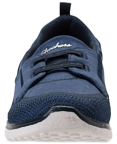 2ca551708344 ... Skechers Women s Microburst - Topnotch Casual Walking Sneakers from  Finish ...