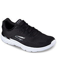 Skechers Men's Go Run 400 Wide Width Running Sneakers from Finish Line