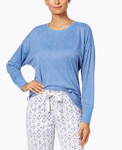 Ande High-Low Hem Pajama Top