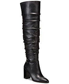Anna Sui Loves I.N.C. Tabithaa Over-The-Knee Boots, Created for Macy's