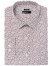 Bar III Men's Wear Me Out Slim-Fit Stretch Easy Care Dress Shirt, Created for Macy's