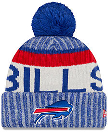 New Era Boys' Buffalo Bills Sport Knit