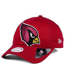 New Era Women's Arizona Cardinals Glitter Glam 9TWENTY Strapback Cap