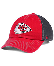 '47 Brand Kansas City Chiefs Transistor CLEAN UP Cap