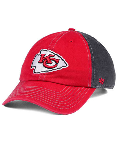 '47 Brand Kansas City Chiefs Transistor CLEAN UP Cap