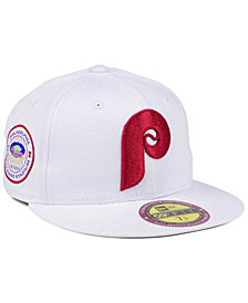 New Era Philadelphia Phillies The Ultimate Patch Collection Stadium 59FIFTY Cap