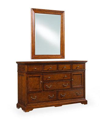 Gramercy Dresser Furniture Macy 39 S